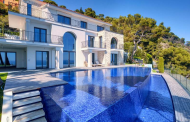 6,900 Square Foot Contemporary Villa In Provence-Alpes-Cote D'Azur, France