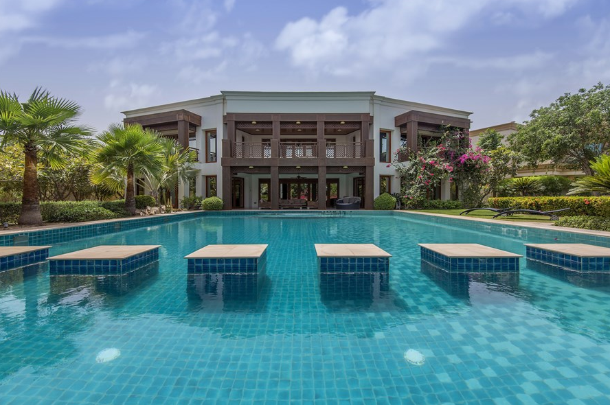 $20 Million 14,000 Square Foot Mansion In Dubai, UAE