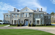 $10.2 Million Georgian Colonial Mansion In Greenwich, CT