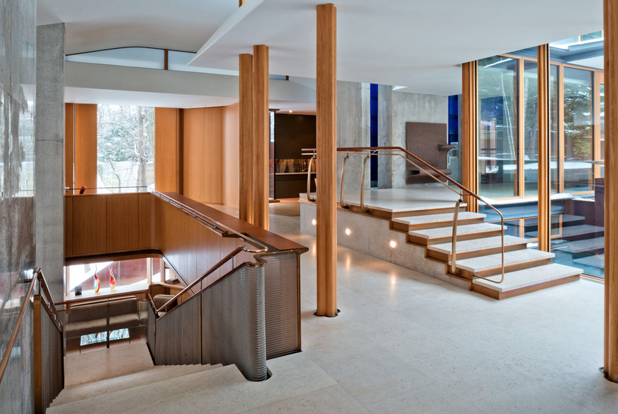 Integral House U2013 A $28 Million 17,000 Square Foot Contemporary Mansion In  Toronto, Canada Design Inspirations
