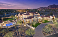 $5.795 Million Spanish Colonial Mansion In Scotttsdale, AZ