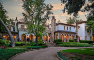$14.9 Million Mediterranean Style Home In Montecito, CA
