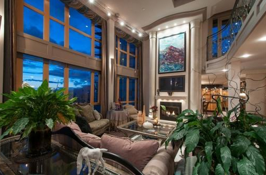 $8.98 Million Triplex Penthouse In Vancouver, Canada