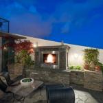 Terrace w/ Fireplace