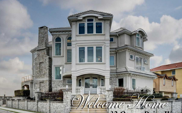 $7.5 Million Beachfront Home In Brigantine, NJ