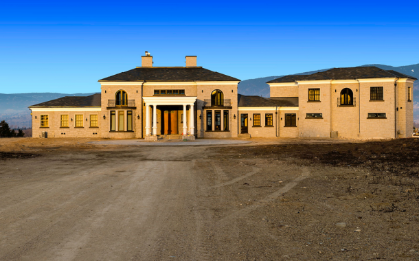 Neid Estate – A Newly Built 18 Acre Estate In Kelowna, Canada