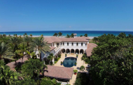 $19.975 Million Mediterranean Oceanfront Mansion In Delray Beach, FL