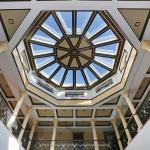 2-story Ballroom Skylight