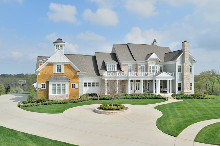 2 995 Million Traditional Style Mansion In Prospect Ky