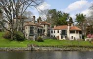$9.95 Million Restored Waterfront Mansion In Darien, CT