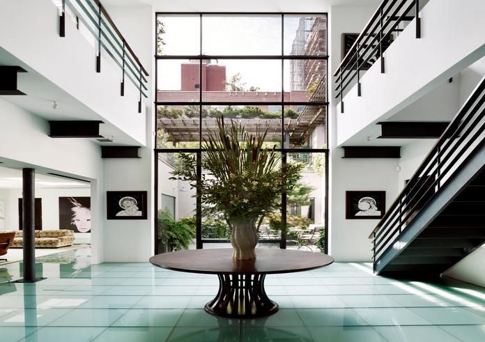 $39.8 Million Contemporary Duplex Penthouse In New York, NY