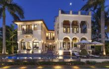$6.999 Million Mediterranean Waterfront Home In Miami Beach, FL