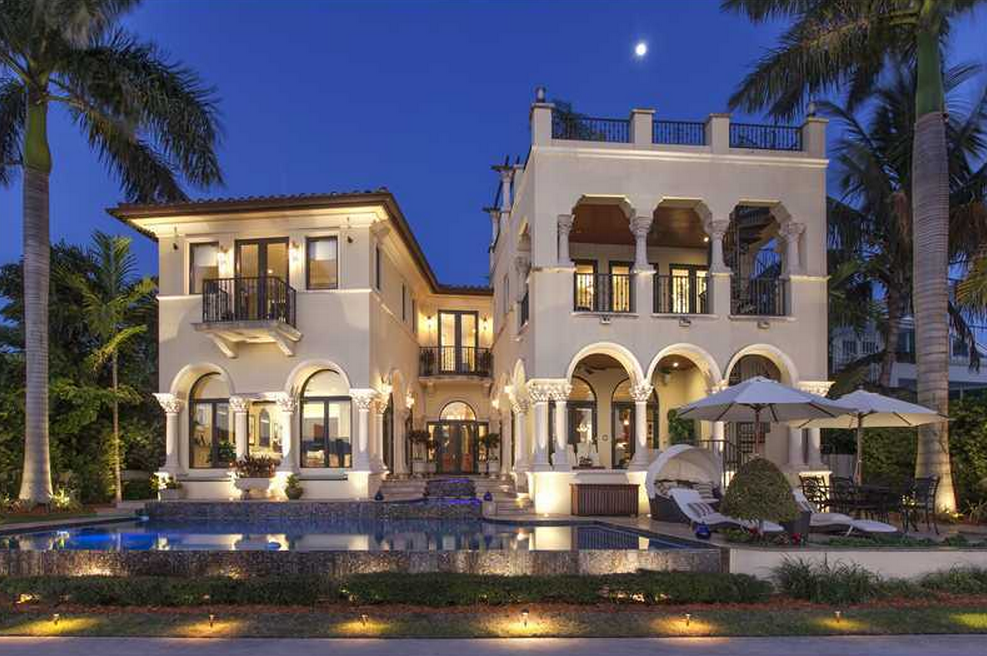 Dream House Exterior Mansions Luxury Floor Plans