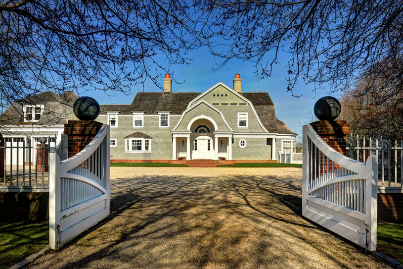 $29.95 Million Waterfront Shingle Home In Water Mill, NY