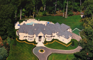 $4.75 Million French Chateau Mansion In Holmdel, NJ