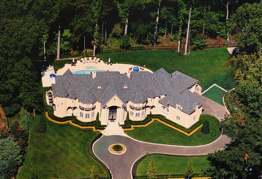 4 75 Million French Chateau Mansion In Holmdel Nj