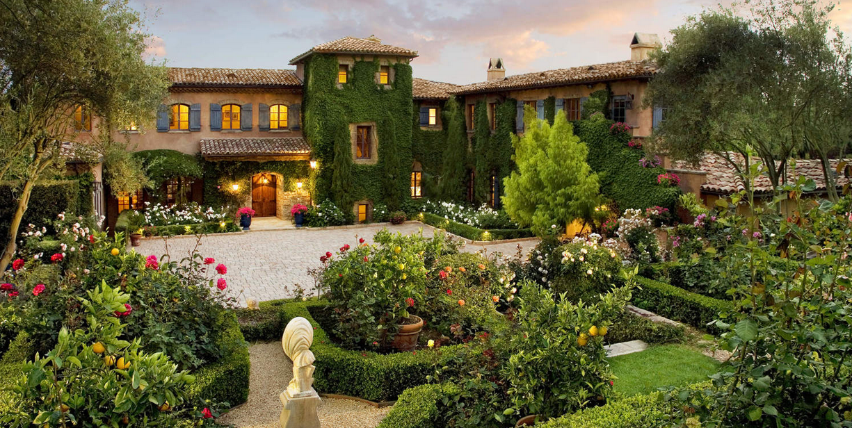 The Chateau Of Riven Rock A 49 5 Million Mediterranean Estate In Montecito Ca on Historic Mansion Floor Plans