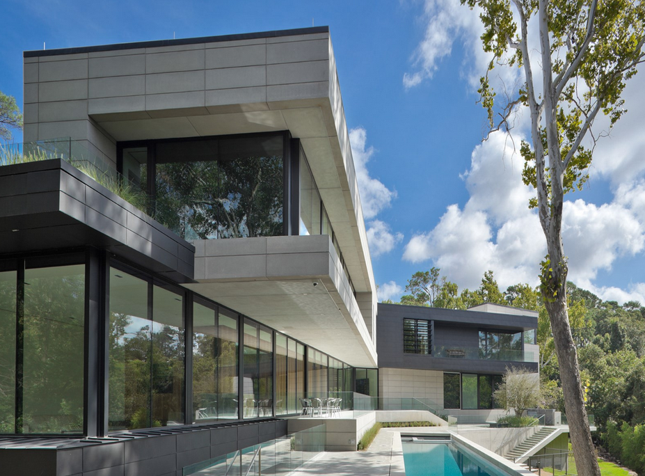 35 Million Contemporary Pocket Listing In Houston Tx