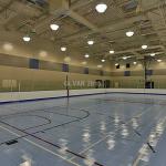 Indoor Hockey Rink/Basketball Court