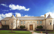$3.9 Million Stone Mansion In Norman, OK