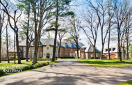 $9.5 Million 36 Acre Estate In Yorkville, IL