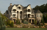 Castello DiAmici – A $20,000/Month Lakefront Rental In Alpharetta, GA
