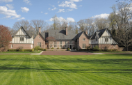 $13.9 Million Brick English Mansion In Greenwich, CT