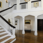 Main 2-story Foyer w/ Staircase