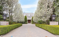 $7.25 Million Newly Listed 16,000 Square Foot Brick Colonial Mansion In Livingston, NJ