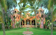 Hacienda Palancar – A $30 Million Beachfront Compound In Tulum, Mexico