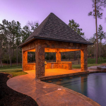 Summer Kitchen/BBQ & Pool
