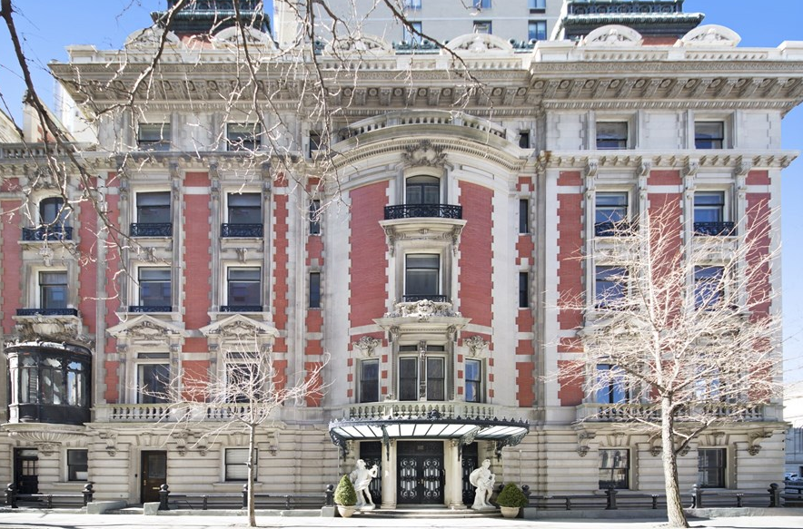 Mexican Billionaire Carlos Slim Lists NYC Townhouse For $80 Million
