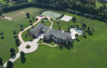 $4.35 Million Newly Listed Estate In Colts Neck, NJ