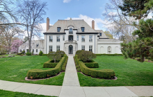 $3.799 Million Historic French Provincial Home In Hinsdale, IL
