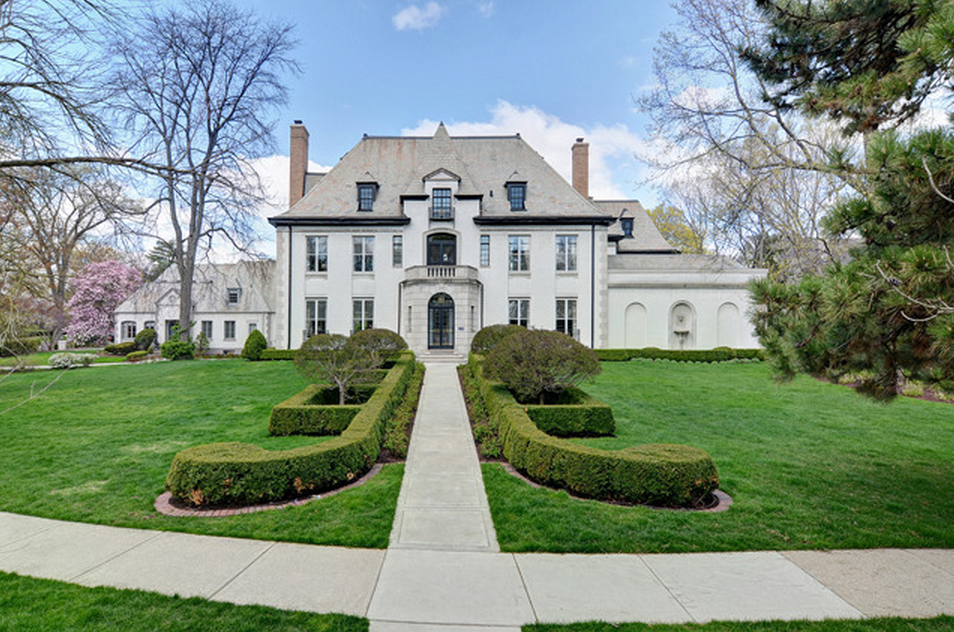 Million historic french provincial home in hinsdale for French provincial style house