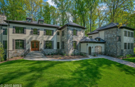 $4.25 Million Newly Built Brick & Stone Home In McLean, VA