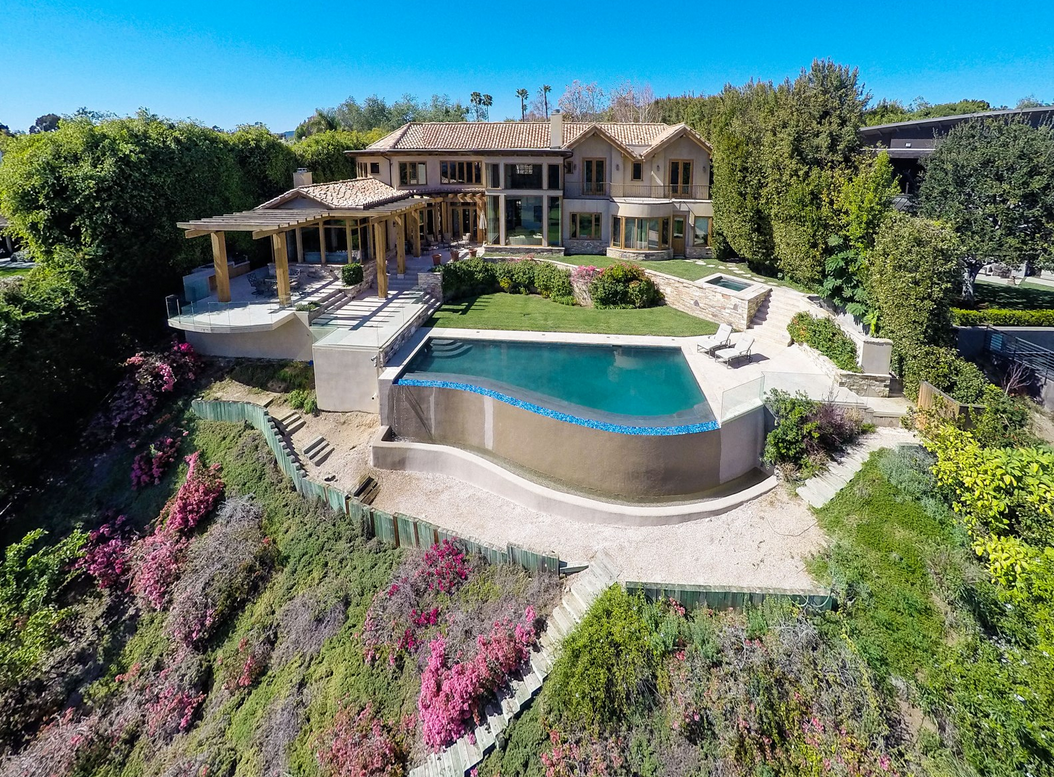 Million Country Club Home Pacific Palisades