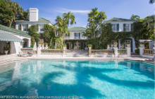 $35 Million Historic Waterfront Home In Palm Beach, FL
