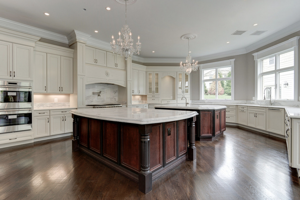 13000 Square Foot Newly Built Brick Stone Mansion In Great Falls