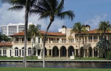 $11.5 Million Italian Inspired Waterfront Mansion In Boca Raton, FL
