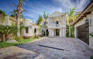 $4.999 Million Beachfront Home In San Jose Del Cabo, Mexico