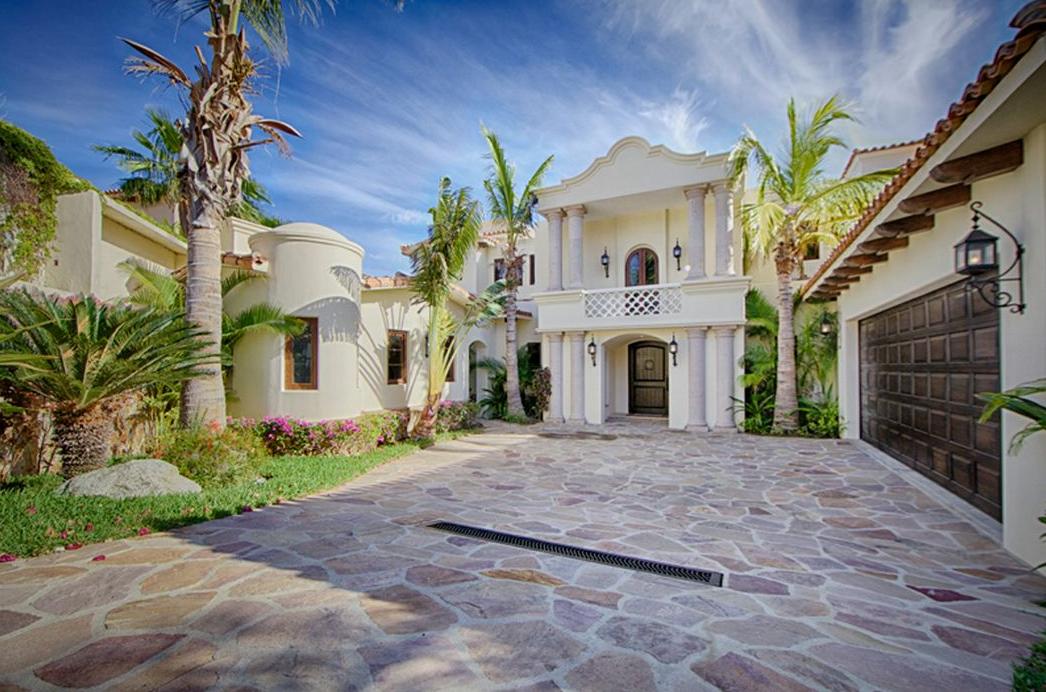 Million Beachfront Home San Jose Del Cabo
