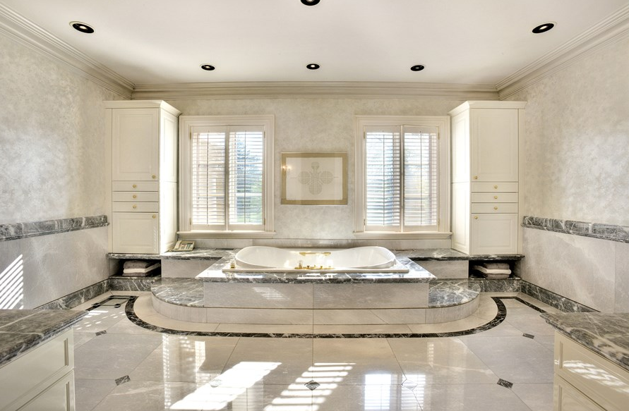 20 000 Square Foot Neoclassical Stone Mansion In Toronto