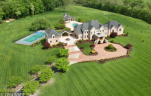 34 Acre Gated Estate In Gaithersburg, MD Re-Listed For $7 Million