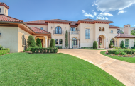 $3.9 Million 10,000 Square Foot Mediterranean Mansion In Oklahoma City, OK