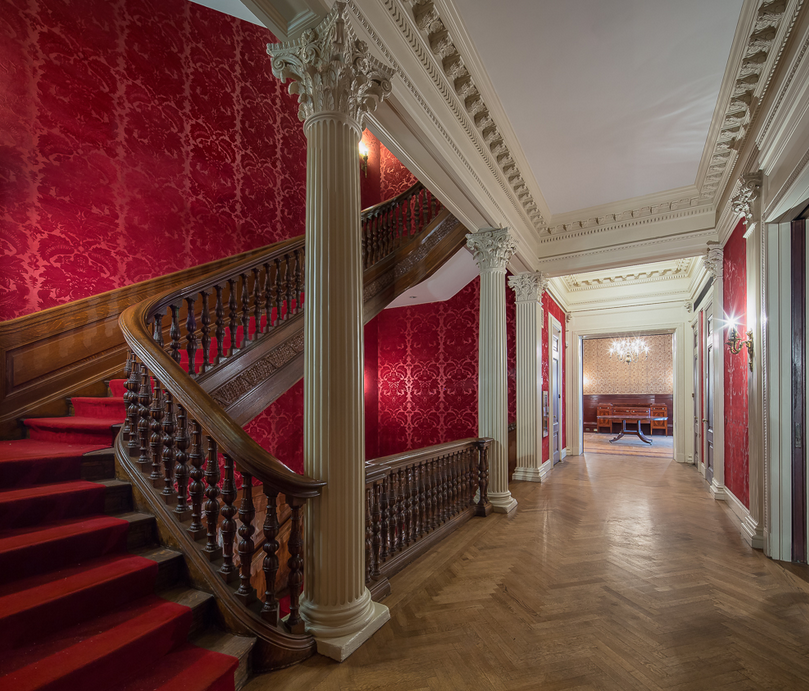$65 Million Historic 24,000 Square Foot Mansion In New York, NY