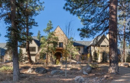 20 Acre Newly Built Estate In Tahoe City, CA