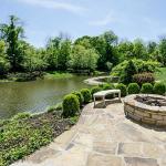 Fire Pit & Pond
