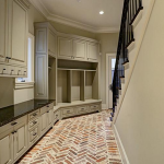 Mudroom w/ Rear Staircase