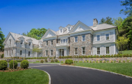 $8.77 Million Newly Built Georgian Colonial Mansion In Greenwich, CT